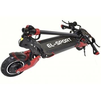 Электросамокат El-Sport T10-DDM фото1