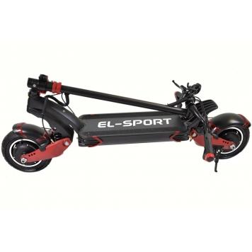 Электросамокат El-Sport T10-DDM фото2