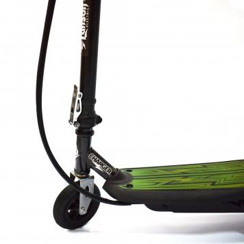 Электросамокат El-sport Charger 120W c сиденьем фото1