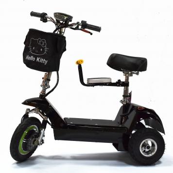 Трицикл El-Sport SF-8 Plus 48v 12ah фото2