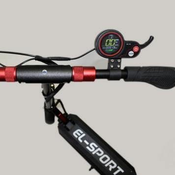 Электросамокат El-Sport T8 500W 48v10ah фото11