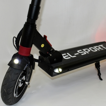 Электросамокат El-Sport T8 500W 48v10ah фото7