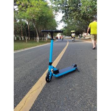 Детский электросамокат El-sport Kids Escooter F2 фото