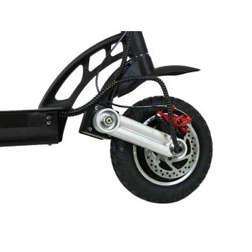 Электросамокат Kugoo G-Booster с сиденьем фото3
