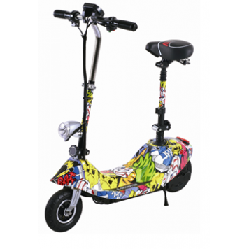 Электросамокат E-Scooter SF8 Light фото