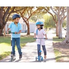 Электросамокат – с какого возраста можно кататься детям?